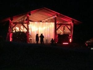 Wedding Entertainment barn