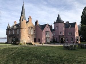 Bunchrew House Hotel near Inverness