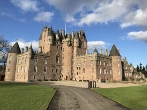 Glamis Castle Platinum Discos wedding venues