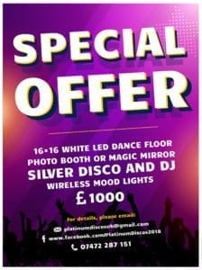 mood lights special offer
