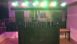 mobile disco for children's parties