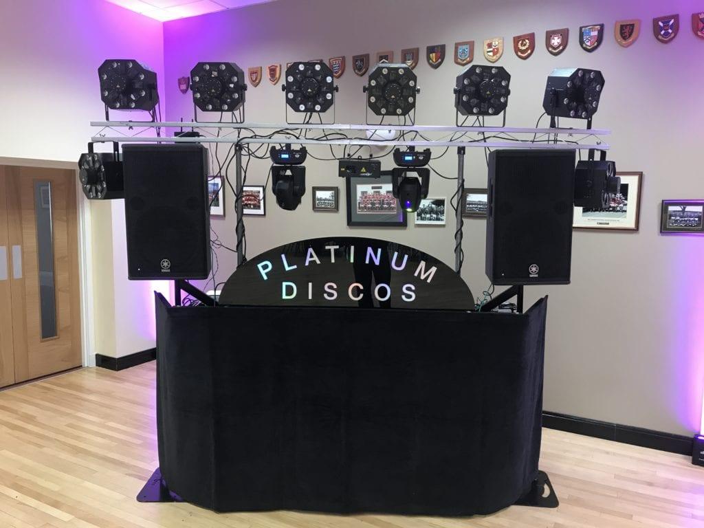 platinum discos venues