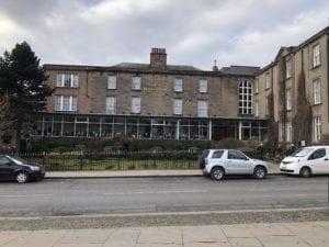 The Royal George Hotel Perth Scotland.