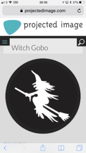 Witch Gobo