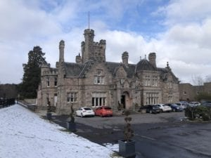 The Mansion House in Elgin