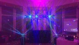 Platinum Discos Silver Disco package in The Atholl Palace Hotel Pitlochry