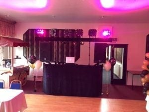 My disco at Crichton Golf Dumfries.