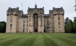 Fyvie Castle.