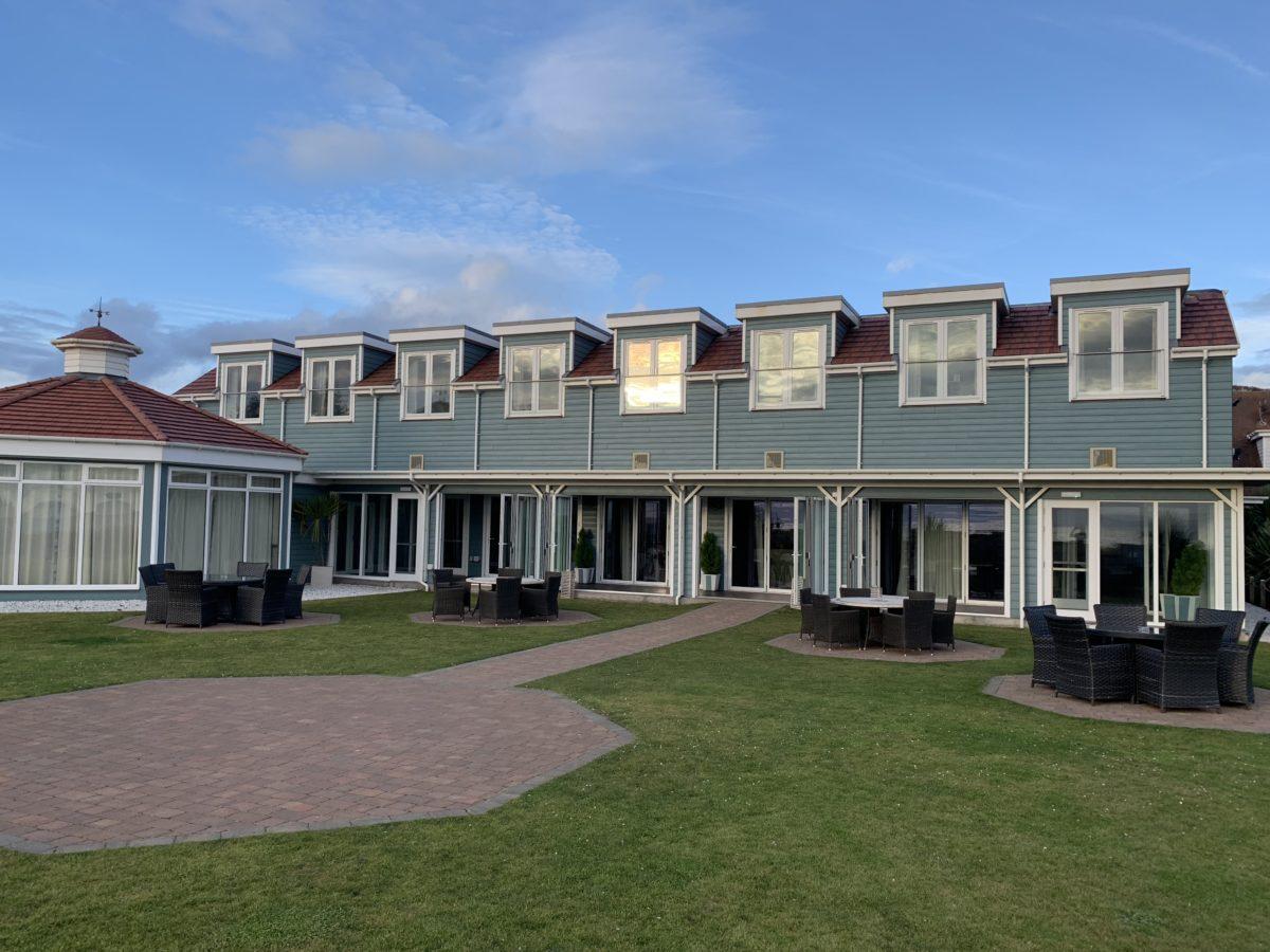 The Waterside Hotel, West Kilbride.