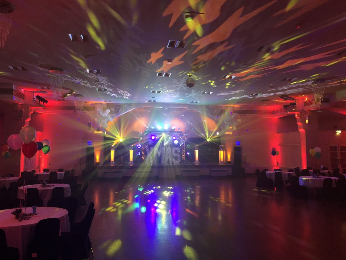 Not just a wedding Dj, we do dance floor hire too!